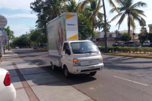 Vallas móviles Culiacán