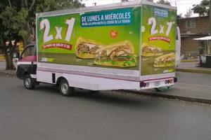 Vallas móviles Cuernavaca