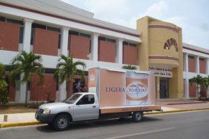 Vallas móviles Cancún
