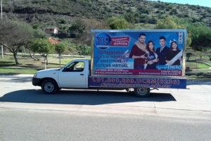 Vallas móviles Ensenada
