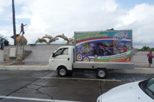 Vallas móviles Mazatlán