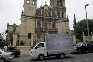 Vallas móviles Monterrey