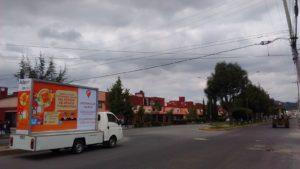 Vallas móviles Toluca