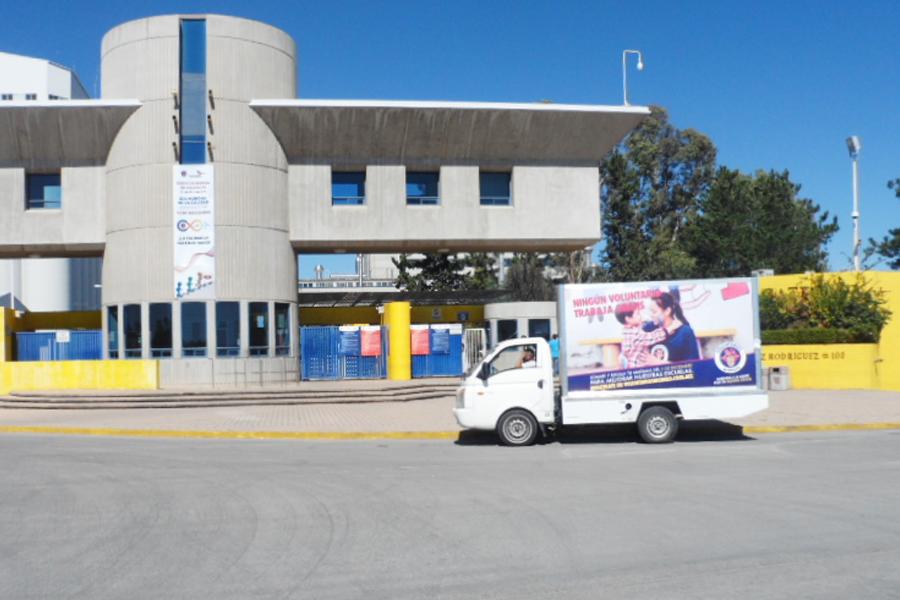 Vallas móviles Zacatecas
