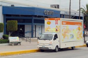 Vallas móviles Tijuana