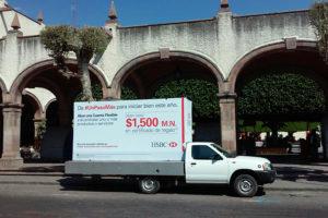 Vallas móviles Querétaro