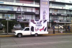 Vallas móviles Veracruz