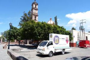 Vallas móviles San Luis Potosí