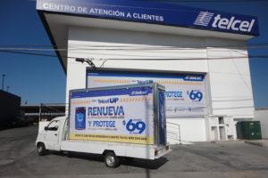 Vallas móviles Guadalajara