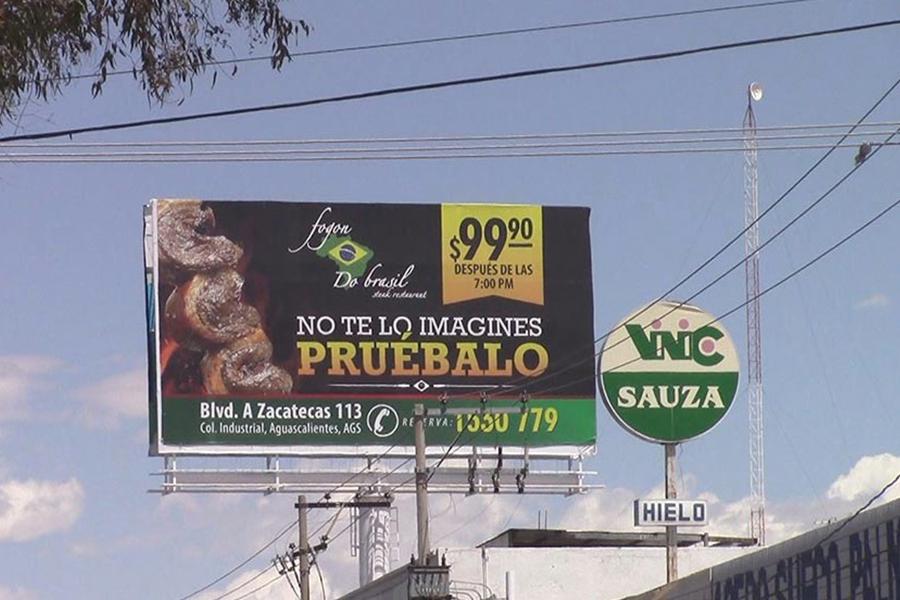 espectaculares en mexico